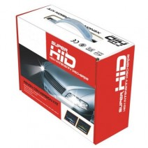 Super HID Би-ксенон система H4.
