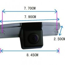 Специализирана Камера за задно виждане за  MG