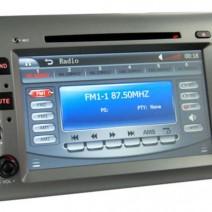 OEM Multimedia Double Din / Двоен дин DVD GPS TV за Fiat Stilo
