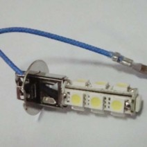 H3 LED Лампа с висока мощност 13 диода