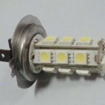 H7 LED Лампа с висока мощност 18 диода