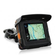 """GPS водо и удароустойчива навигация за офроуд, с 3.5"""" дисплей, 2GB памет, с Samsung процесор 533Mhz, Bluetooth"""