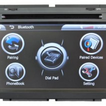 OEM Multimedia Double Din / Двоен дин DVD GPS TV за HUMMER H2