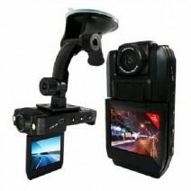 HD Камера за кола, 640x480 пиксела, с авто нощен режим и функция анти-вибрация