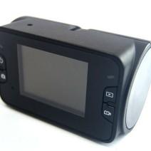 """HT500 широкоъгълна камера за автомобил с 8 IR диоди за нощно виждане, с 2 """" дисплей"""
