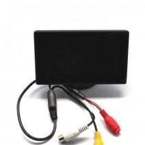 "4.3""широкоекранен LCD цветен дисплей"