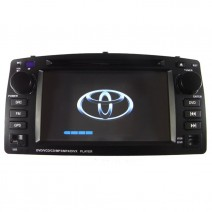 OEM Multimedia Double Din Двоен дин за TOYOTA COROLLA Е120