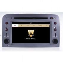 OEM Multimedia Double Din/Двоен Дин - DVD, GPS, TV за Alfa Romeo 147