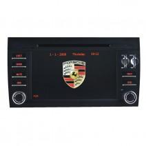 OEM Multimedia Double Din/Двоен Дин - DVD, GPS, TV за Porsche Cayenne 2003-2010