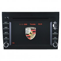 OEM Multimedia Double Din / Двоен дин - DVD GPS TV за Porsche 911 997/BOXTER/CAYMAN