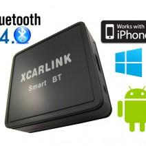 XCarLink Bluetooth Безжичен интерфейс за Музика и Handsfree за Fiat