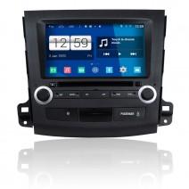 Навигация / Мултимедия с Android 9.0 Pie за Mitsubishi Outlander и други - DD-M056