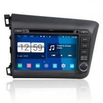Навигация / Мултимедия с Android 9.0 Pie за Honda Civic - DD-M132
