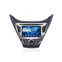 Навигация / Мултимедия с Android 9.0 Pie за Hyundai Elantra - DD-M092-3