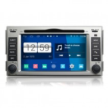 Навигация / Мултимедия с Android за Hyundai Elantra, Santa Fe - DD-M008