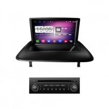 Навигация / Мултимедия с Android 9.0 Pie за Peugeot 3008  - DD-M323