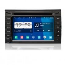 Навигация / Мултимедия с Android за Peugeot 307, 3008  - DD-M017