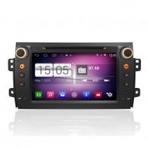 Навигация / Мултимедия с Android 9.0 Pie за Fiat Sedici - DD-M124