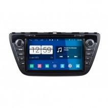 Навигация / Мултимедия с Android 9.0 Pie за Suzuki SX4 S-Cross - DD-M337