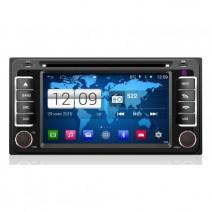 Навигация / Мултимедия с Android 9.0 Pie за Toyota Corolla, Hilux, RAV4 и други - DD-M071
