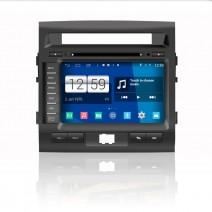 Навигация / Мултимедия с Android за Toyota Land Cruiser  200 - DD-M182