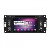 Навигация / Мултимедия с Android 9.0 Pie за Chrysler Sebring, Jeep - Grand Cherokee, Commander, Wrangler - DD-M202