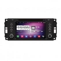 Навигация / Мултимедия с Android 9.0 Pie за Chrysler Sebring, Jeep - Grand Cherokee, Commander, Wrangler - DD-M202