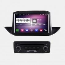Навигация / Мултимедия с Android за Peugeot 308  - DD-M190