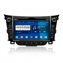 Навигация / Мултимедия с Android за Hyundai I30 - DD-M156