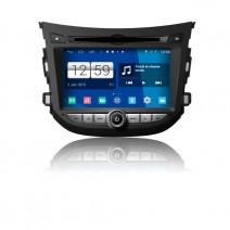 Навигация / Мултимедия с Android за Hyundai HB20 - DD-M239
