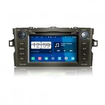 Навигация / Мултимедия с Android за Toyota Auris - DD-M028