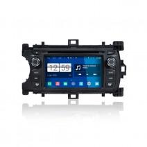 Навигация / Мултимедия с Android за Toyota Yaris - DD-M146