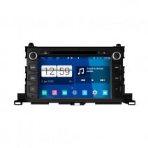 Навигация / Мултимедия с Android за Toyota Highlander - DD-M445