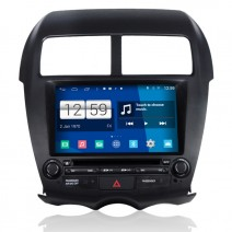 Навигация / Мултимедия с Android за Mitsubishi ASX - DD-M026
