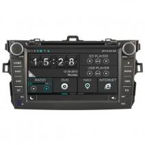 Навигация / Мултимедия за Toyota Corolla - DD-8124