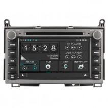 Навигация / Мултимедия за Toyota Venza - DD-8122