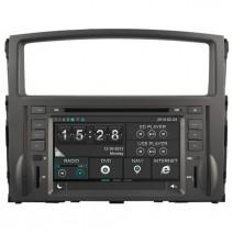 Навигация / Мултимедия за Mitsubishi Pajero - DD-8846