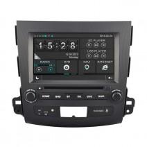 Навигация / Мултимедия за Peugeot 4007 - DD-8848