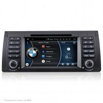 Навигация / Мултимедия с Android 10 за BMW E38, E39, X5 E53  - DD-7061