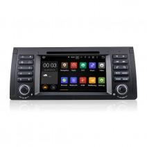 Навигация / Мултимедия с Android 8.0 или 8.1 за BMW E38, E39, X5 E53  - DD-7061