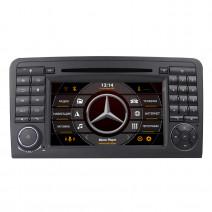 Навигация / Мултимедия с Android 10 за Mercedes ML-class W164, GL-class  X164 - DD-7083