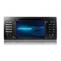 Навигация / Мултимедия DYNAVIN за BMW E39 - N6-E39A