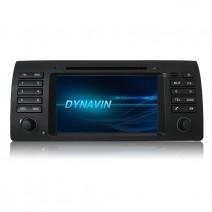 Навигация / Мултимедия DYNAVIN за BMW X5 E53 - N6-E53