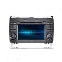 Навигация / Мултимедия DYNAVIN за Mercedes A-class W169, B-class  W245 - N6-MBA