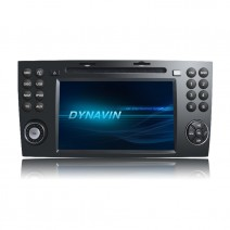 Навигация / Мултимедия DYNAVIN за Mercedes SLK-class R171 - N6-SLK