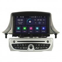 Навигация / Мултимедия с Android 9.0 Pie за Renault Megane III, Fluence - DD-5515