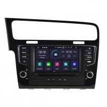 Навигация / Мултимедия с Android 10 за  VW Golf 7  - DD-5521