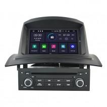 Навигация / Мултимедия с Android 10 за Renault Megane II  - DD-5522