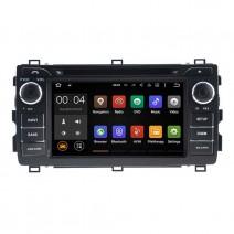 Навигация / Мултимедия с Android 8.0 или 8.1 за Toyota Auris  - DD-5534