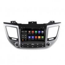 Навигация / Мултимедия с Android 8.0 или 8.1 за Hyundai IX 35, Tucson  - DD-5567
